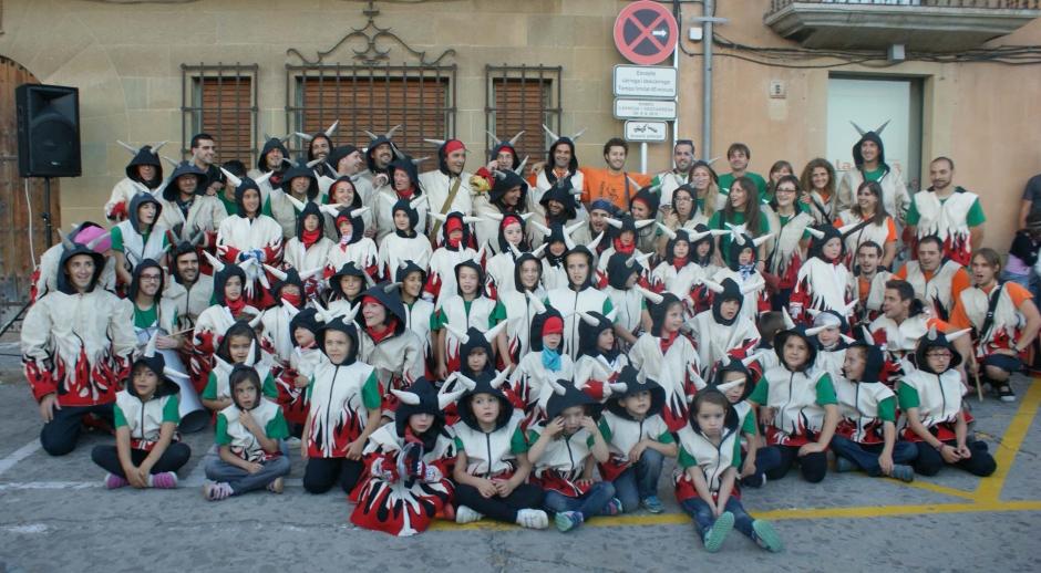 Sant Joan. Foto de Colla