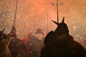 Correfoc Castellterçol 2013