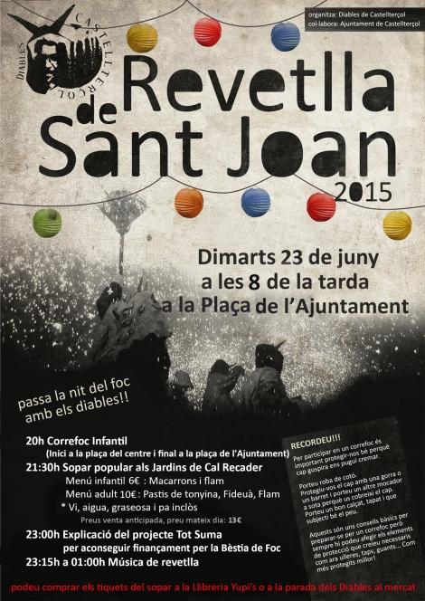 Sant joan 2015